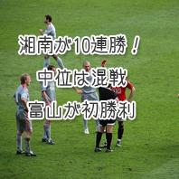 J2 第10節の試合結果(2014年)